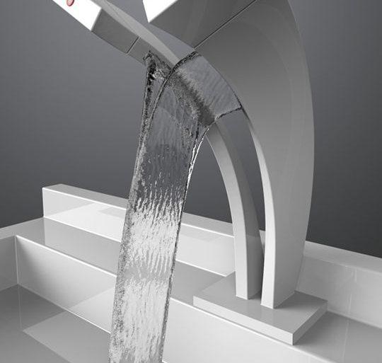 Rubinetto a cascata vantaggi e svantaggi - Rubinetteria a cascata bagno ...