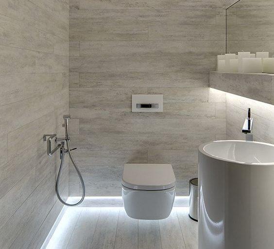 Perch scegliere l 39 illuminazione led per il bagno - Illuminazione da bagno ...