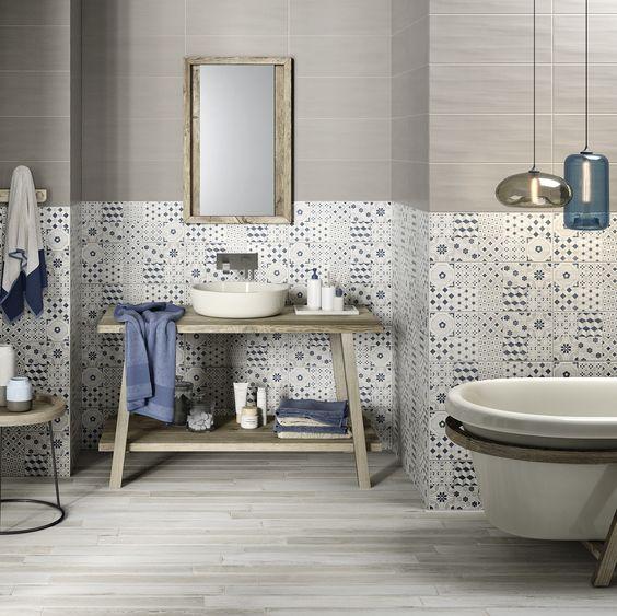bagno in ceramica
