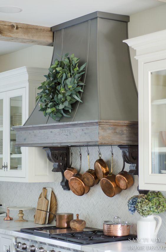 cucina di montagna: quali accessori e rubinetti scegliere