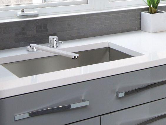 rubinetti cucina a scomparsa