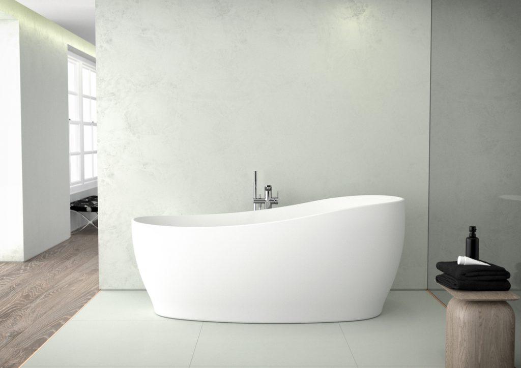 Ideal Standard, vasca centro stanza serie Around
