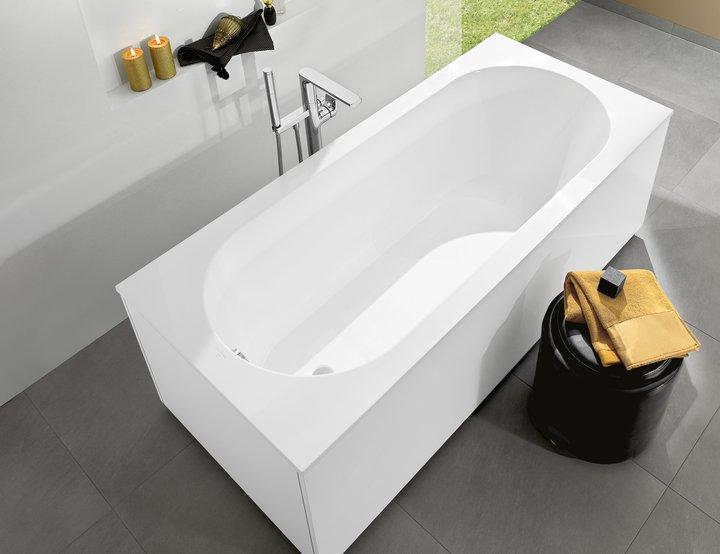 Villeroy&Boch vasca rettangolare centro stanza serie Oberon