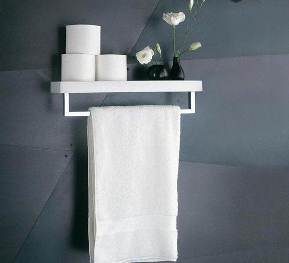 Perché si usano i portasalviette e non i termosifoni in bagno