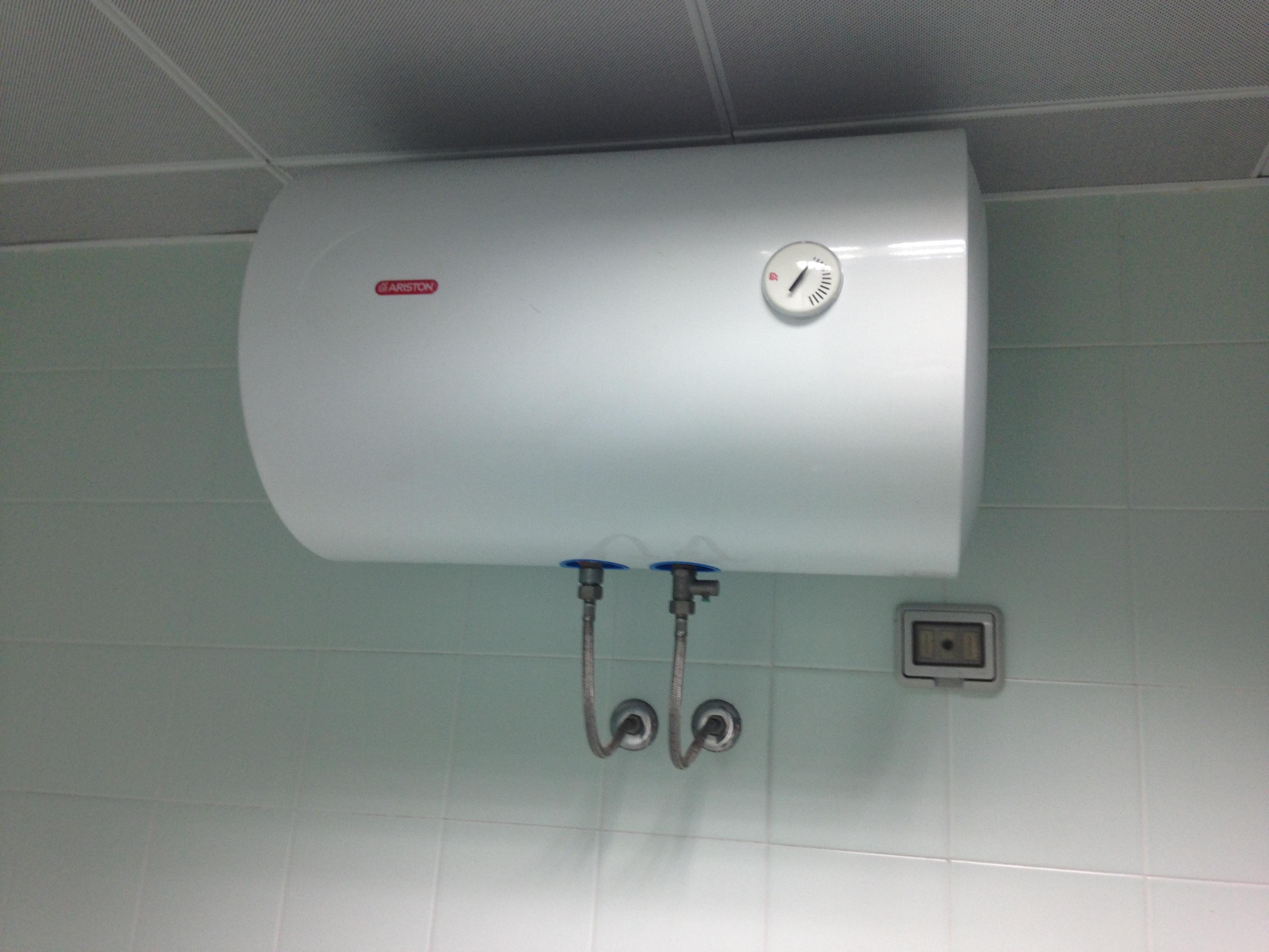 Bagno Senza Bidet Normativa dove installare lo scaldabagno nel bagno
