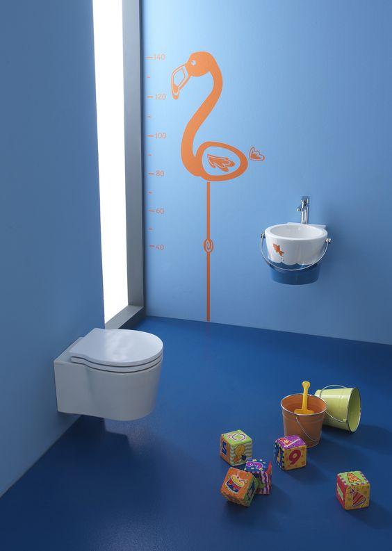 bagno per bambini